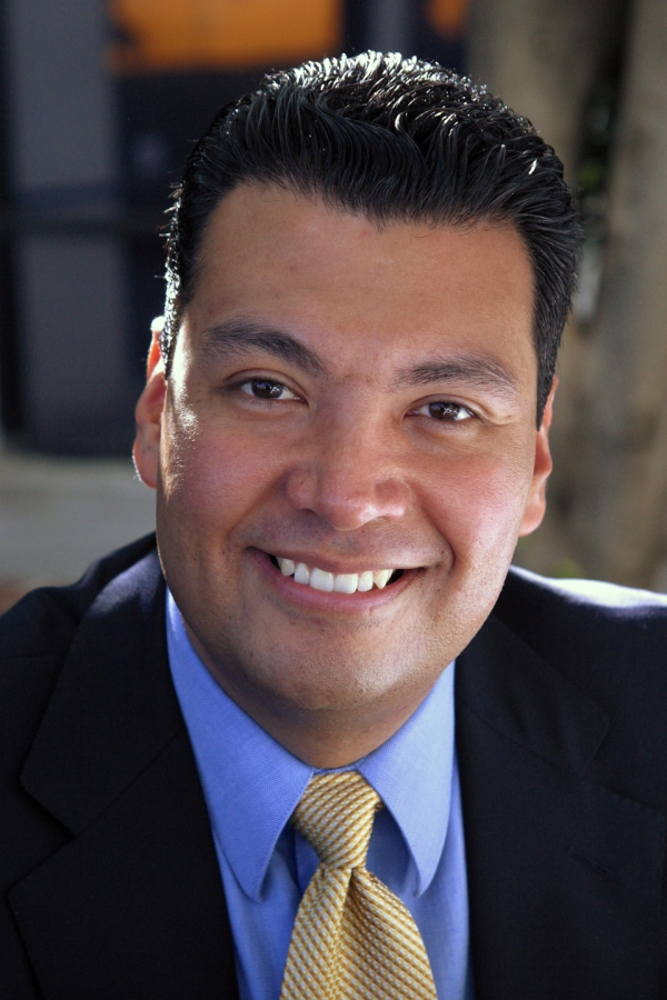 Photo of Alex Padilla