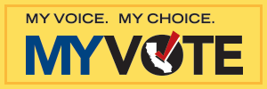 My Voice. My Choice. MyVote.