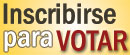 Inscribirse para Votar