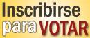 Secretaría de Estado - Registrarse para votar